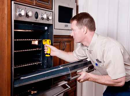 Ремонт индукционных плит на дому
