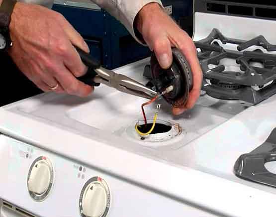 Сходня ремонт электроплит